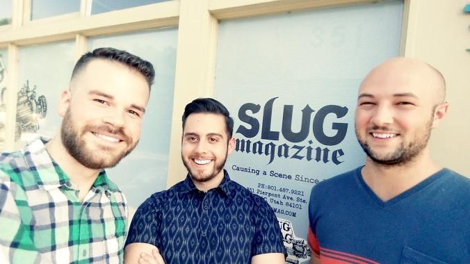 peculiar Slug Magazine Podcast